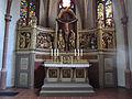 Spiesen Katholische Pfarrkirche St. Ludwig Innen Hochaltar.JPG