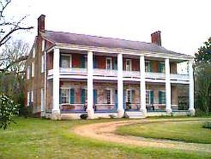 National Register of Historic Places listings in Jefferson County, Mississippi - Image: Springfield Plantation