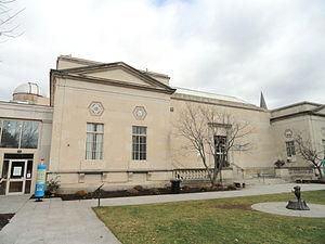 Quadrangle (Springfield, Massachusetts) - Springfield Science Museum