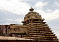 Sri Chaya Someswara Temple Gopuram(dome).JPG