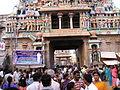 Srirangam temple vaikunta ekadesi2.JPG