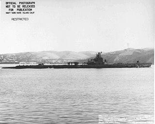 USS <i>Gar</i> (SS-206)