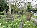 St'Paul's churchyard - geograph.org.uk - 807507.jpg