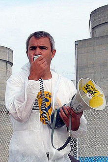 Stéphane Lhomme, l'archétype militant !