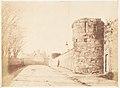 St. Andrews. The Abbey Wall MET DP140449.jpg