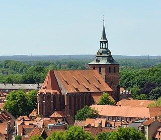 St. Michaelis, Lüneburg Church in Lower Saxony, Germany