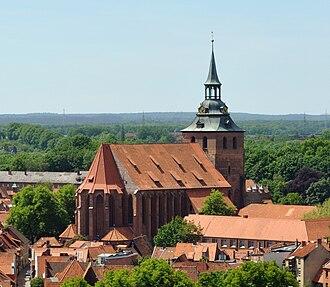 St. Michaelis, Lüneburg - Image: St. Michaelis Kirche in Lüneburg