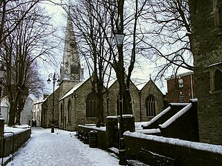 St Peters Church, Barnstaple