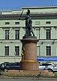St. Petersburg - Monument Alexander Vasilievich Suvorov - Памятник Александру Васильевичу Суворову. - panoramio.jpg