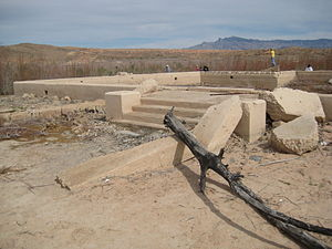 St. Thomas, Nevada - St Thomas, NV - Building Foundation