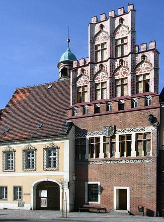 Środa Treasure - Image: St Ratusz Sroda Slaska
