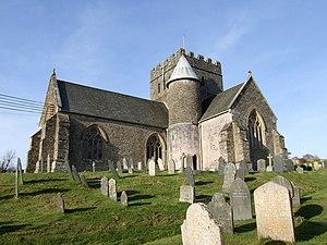 Aveton Gifford - Image: St Andrew's Church, Aveton Gifford, Devon (3366512118)