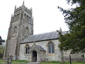 Cranmore, Somerset - St Bartholomew's Church, Cranmore