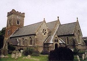 Nettlebed - St Bartholomew's parish church