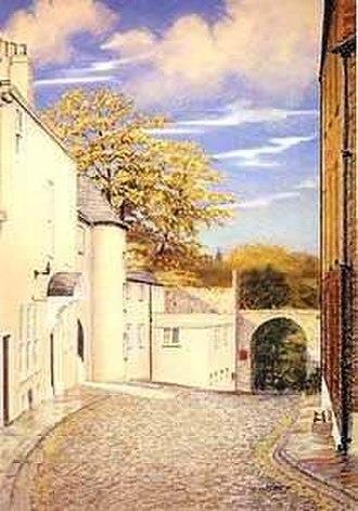 St Cuthbert's Society, Durham - Image: St Cuthbert's Society, University of Durham