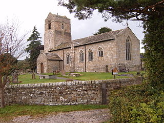 Church of St James the Less, Tatham Church in Lancashire, England