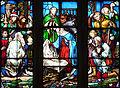 St John the Baptist, Pilton, Somerset - Stained Glass Detail.jpg