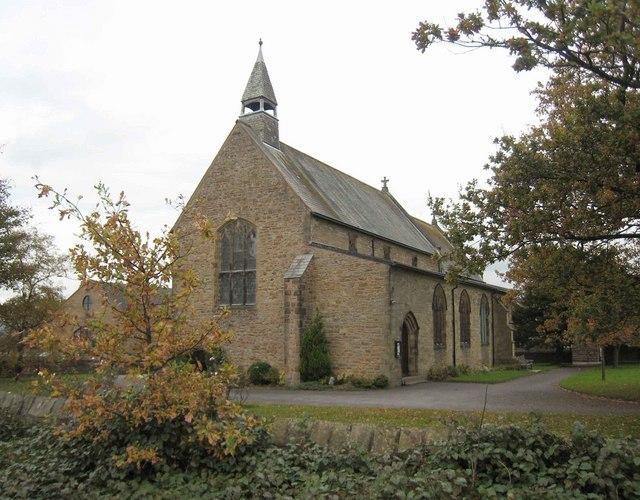 St Leonard's C of E Church Langho - geograph.org.uk - 1575159