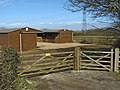 Stables near Enmore - geograph.org.uk - 1197408.jpg