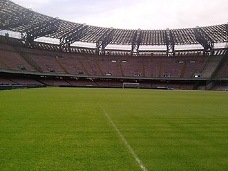 1990 FIFA World Cup - Image: Stadio San Paolo