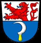 Stadtwappen der kreisfreien Stadt Remscheid