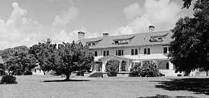 National Register of Historic Places listings in Cumberland Island National Seashore - Image: Stafford Plantation