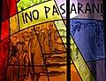 Stained Glass Commemorating Irish Volunteers in Spanish Civil War - City Hall - Belfast - Northern Ireland - UK (43550734882).jpg