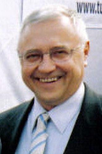 Polish presidential election, 1990 - Image: Stan Tyminski