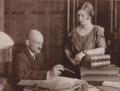 Stanisław Bobiński and his wife Jadwiga.png