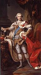 Stanislaus II August, 1732 - 1798, king of Poland