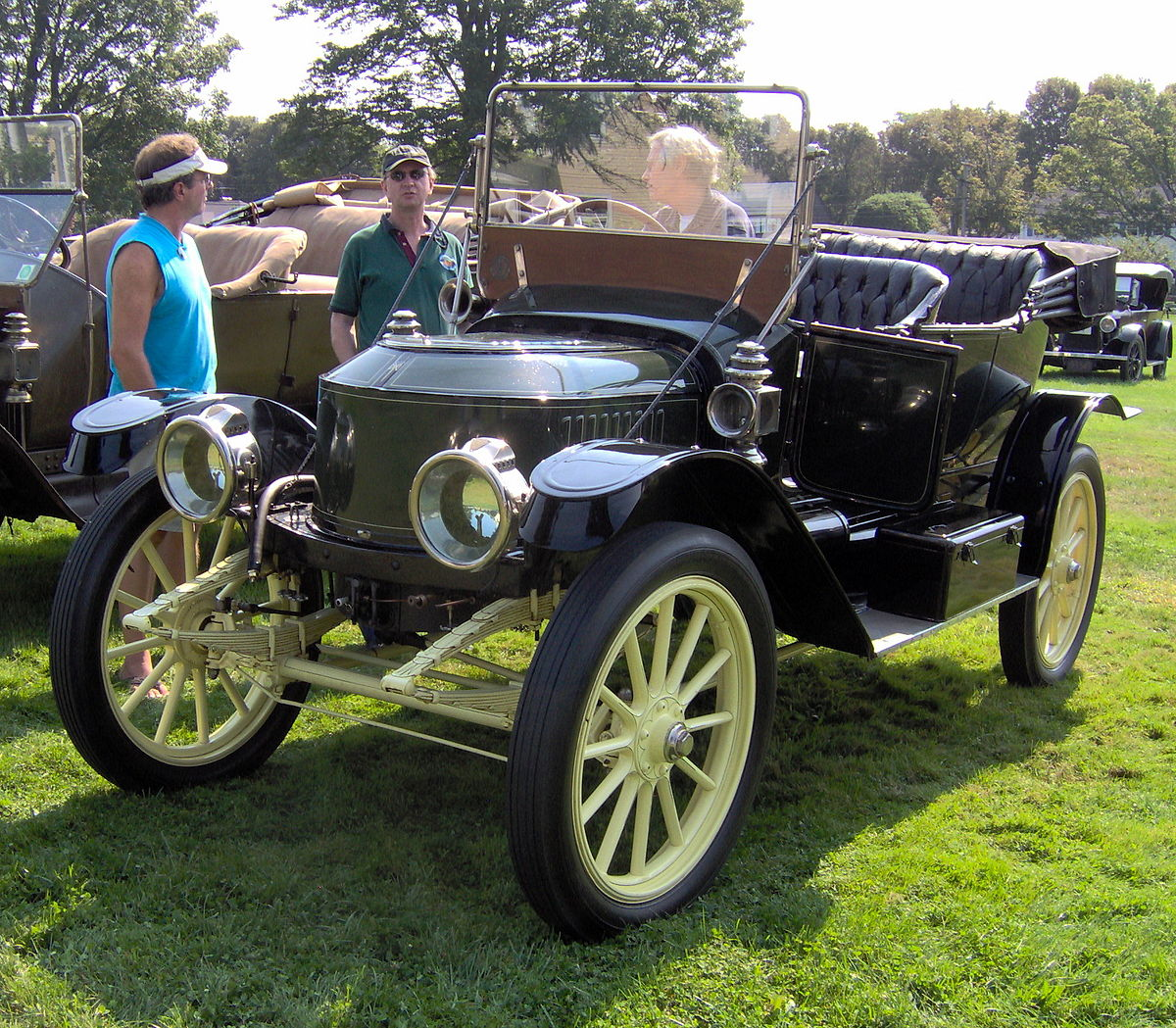 Stanley Steamer Car >> Steam Car Wikipedia