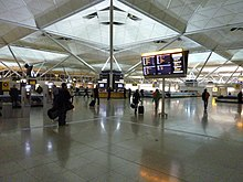 aeroporto di stansted