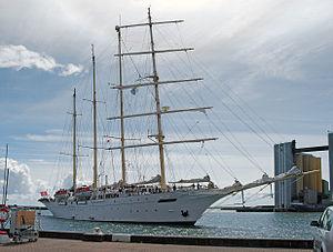 Star Flyer - Star Flyer seen in Ystad, Sweden on 12 August 2013.