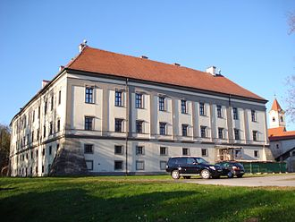 Međimurje County Museum - Museum is housed in the Zrinski Castle inner palace