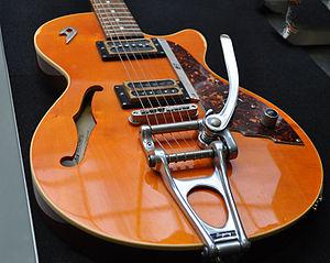 Duesenberg Guitars - The first model of the Starplayer Series