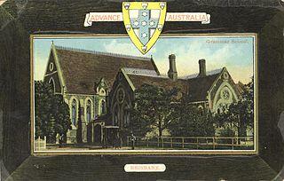 Brisbane Grammar School Buildings
