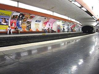 Pigalle (Paris Métro) Paris Métro station