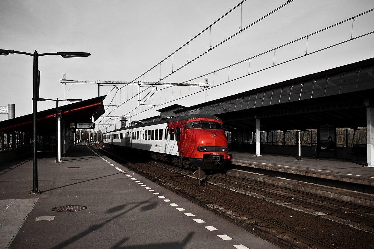 Station Almere Parkwijk - Wikipedia