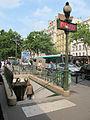 Station métro Ecole Militaire - IMG 2601.JPG