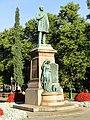 Statue of Johan Ludvig Runeberg in Helsinki - DSC03904.JPG