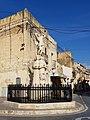 Statue of St. Sebastian, Triq San Bastjan, Qormi 001.jpg
