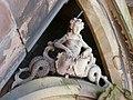 Statue renaissance, côté nord de la cathédrale de Strasbourg 1.jpg