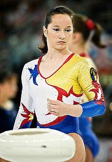 Steliana Nistor gymnast