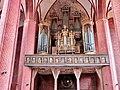Stendal Marienkirche Orgelempore 2011-09-17.jpg