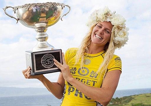 Stephanie Gilmore 6th World Title