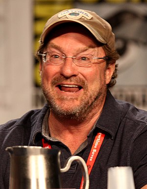 Stephen Root - Root at the 2011 San Diego Comic-Con International, July 2011