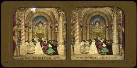 Stereokort, Robert le Diable 12, acte V, scène IV - SMV - S113b.tif