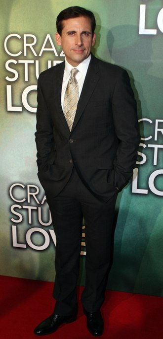 Crazy, Stupid, Love - Carell at the Sydney premiere for the film in September 2011