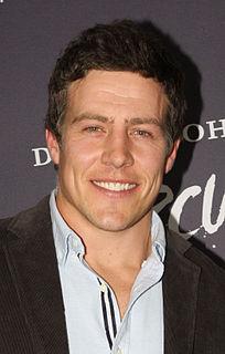 Steve Peacocke actor