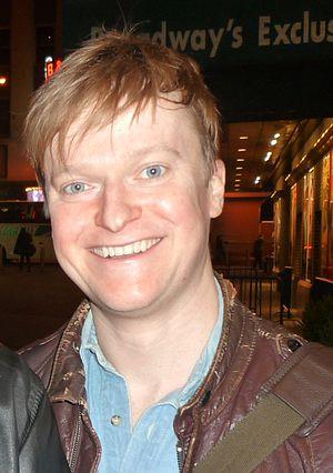 Steven Boyer - Boyer on Broadway, May 2015